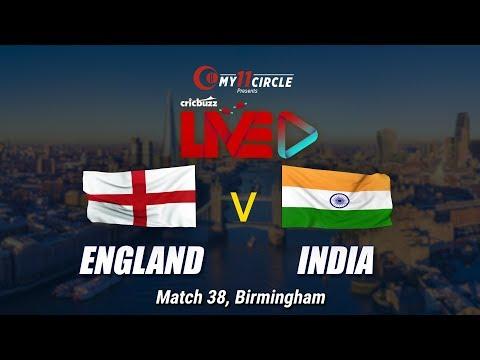 Cricbuzz LIVE: Match 38, England V India, Pre-match Show