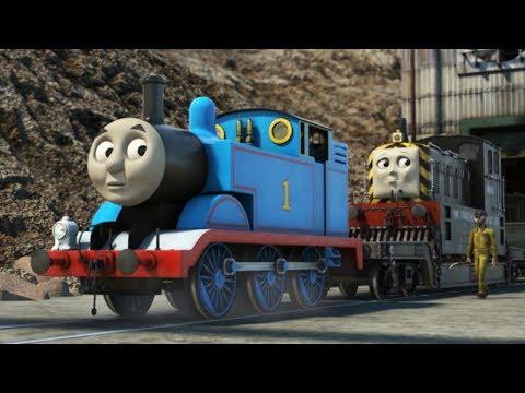 Томас и его друзья   ДЭН И ДАРТ   Ещё больше эпизодов   Детские мультики   Видео для детей