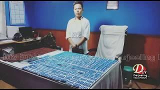 Darjeeling News Top Stories 25  May 2018 Dtv  Drugs