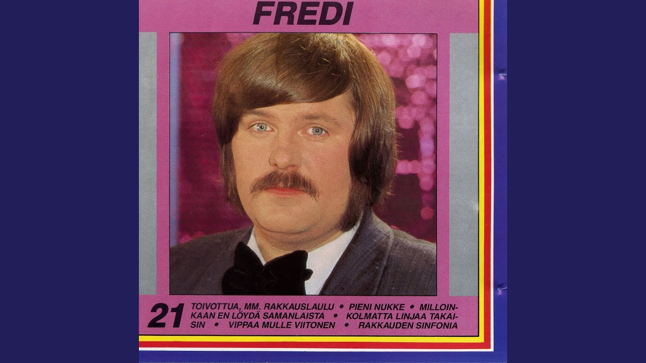 Fredi Puhu Hiljaa Rakkaudesta