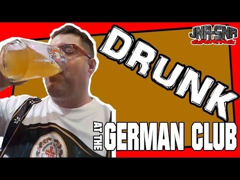 Drunk At The German Club Brisbane