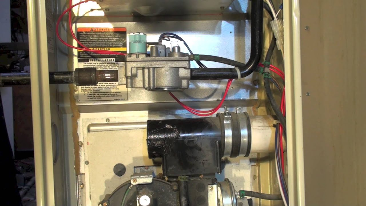 Troubleshoot tips for the Carrier 398AAV gas furnace, part ...
