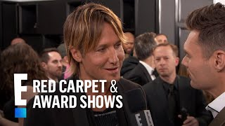 """Keith Urban Says """"It's Terrible"""" Working With Carrie Underwood 