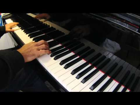 'Senya', from 'Naruto Shippuden' for Piano Solo