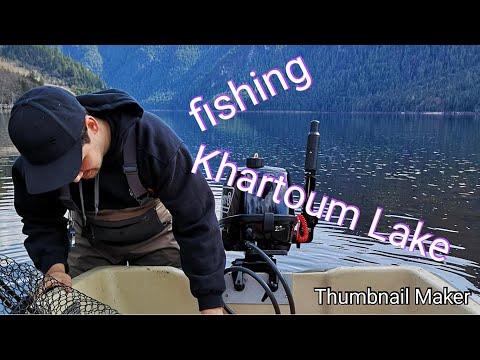 FISHING TRIP | KHARTOUM LAKE, POWELL RIVER