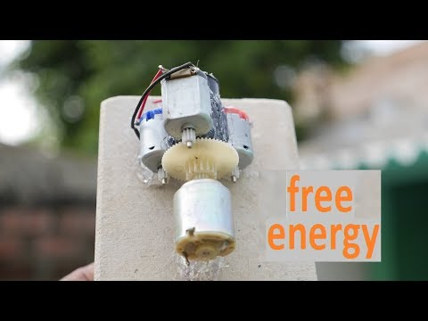 free energy generator for light bulbs