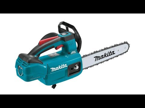 Brushless Cordless 10 Top Handle Chain Saw