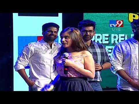 Kirrak Party team funny Auditions @ Pre Release    Nikhil    Samyuktha Hegde    Simran Pareenja