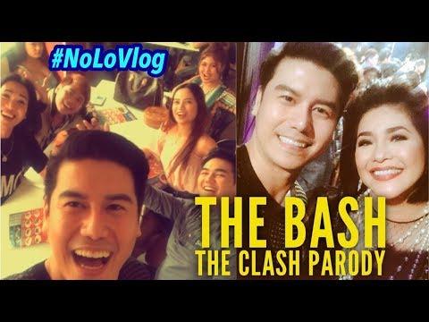 GMA 7 THE CLASH PARODY | THE BASH - KAMI LABAN SA KANILA by EX CLASHERS | NoLo Vlog
