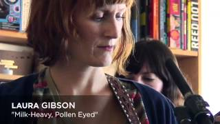 Laura Gibson: NPR Music Tiny Desk Concert