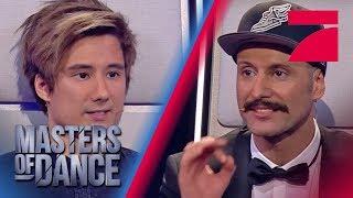 Team Julien vs. Team Vartan - Wer hat die beste Company? | Masters of Dance | Finale | ProSieben