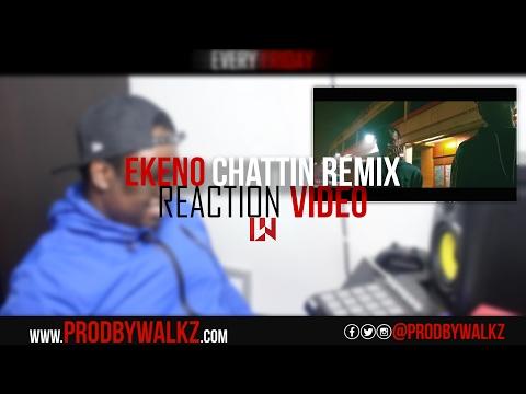 Ekeno - Chattin Remix [Music Video] ft Abra Cadabra, Legz, Kash, Smila, Shaqy Dread | Reaction
