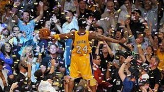 Kobe Bryant's Top 10 Plays of his Career thumbnail