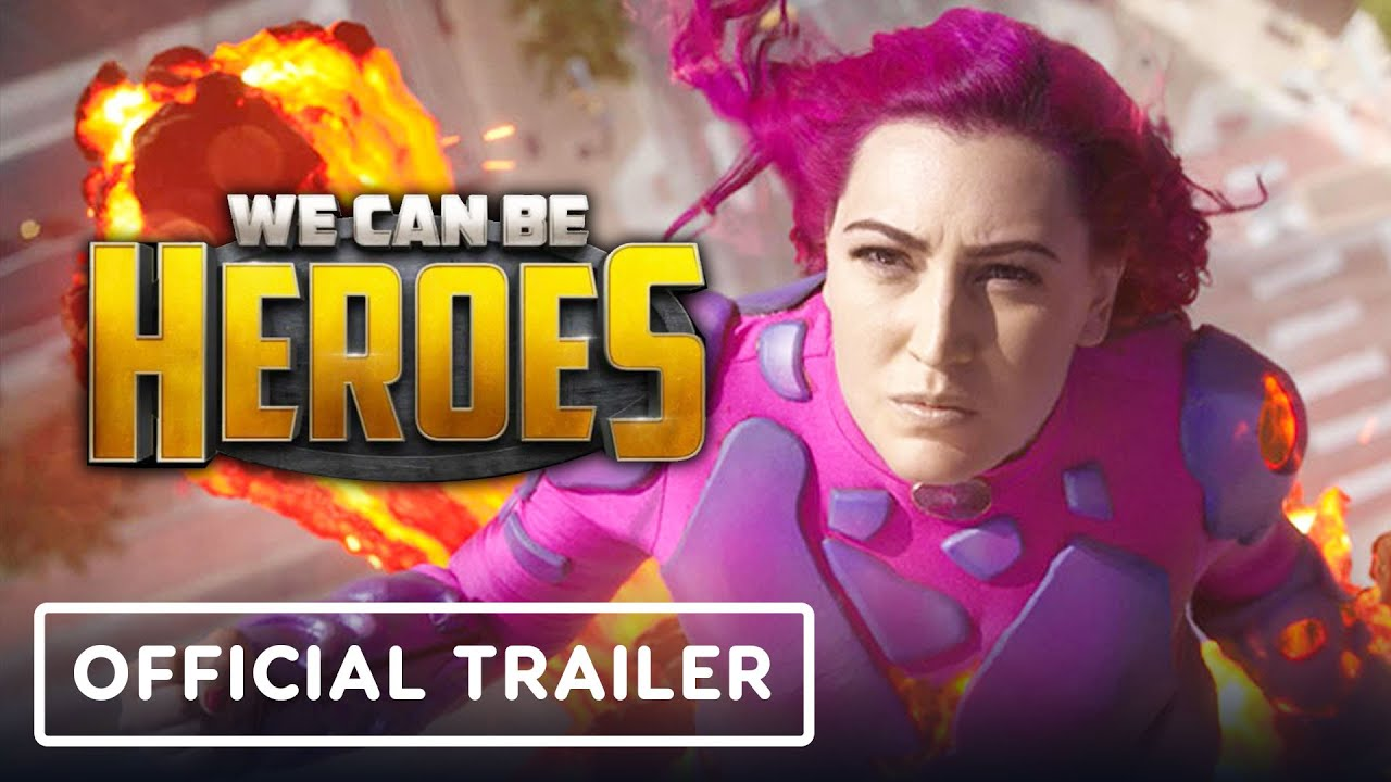 Netflix's We Can Be Heroes