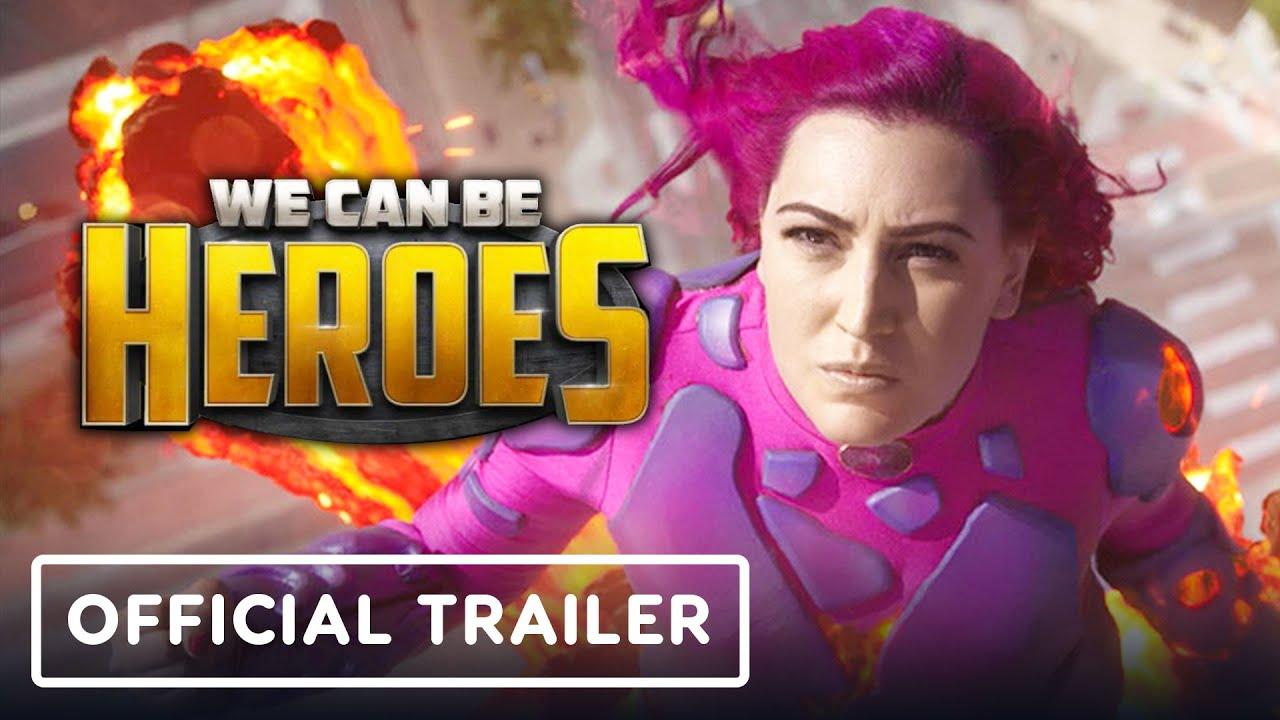 Download Netflix's We Can Be Heroes: Official Trailer (2021) - Pedro Pascal, Priyanka Chopra Jonas