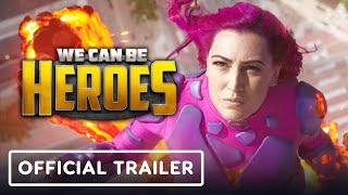 Netflix's We Can Be Heroes: Official Trailer (2021) - Pedro Pascal, Priyanka Chopra Jonas