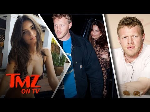 Emily Ratajkowski's New Husband Has Zero Chill | TMZ TV