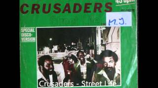 Crusaders - Street Life Original 12 inch Version 1979