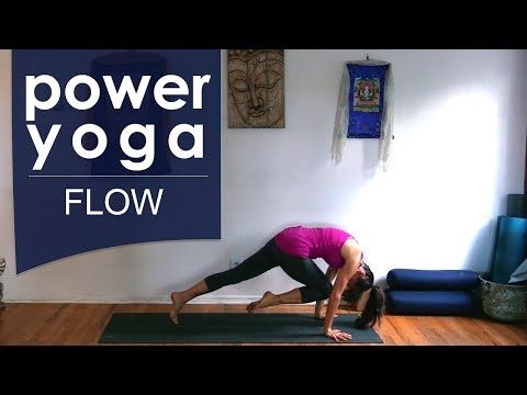 Dynamic Power Yoga Workout