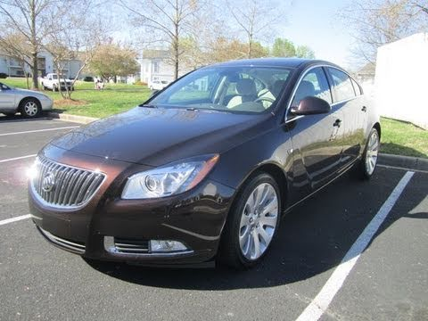2011 buick regal cxl turbo in depth review start up test. Black Bedroom Furniture Sets. Home Design Ideas