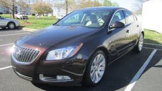 2011 Buick Regal CXL Turbo In Depth Review, Start Up/Test Drive, and Overview of Features
