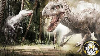 The Indominus Rex - Explained