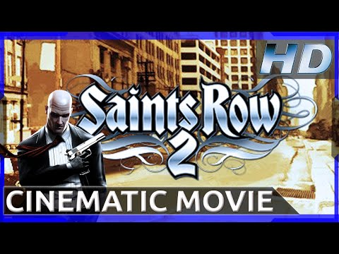 Saints Row 2 : Cinematic Movie - HITMAN EDITION (HD 1080p)