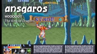 the king of dragons metal medley hooooo by ansgaros