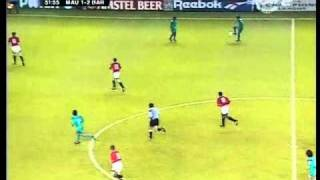 Romário vs. Manchester United (UCL 1994-95, Old Trafford)