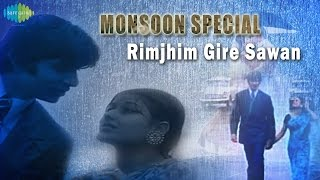 Rimjhim Gire Sawan | Bollywood Movie Song | Monsoon Special | Amitabh Bachchan, Moushumi Chatterjee