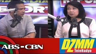 DZMM TeleRadyo: Sereno cries harassment, says DOJ going after her aides