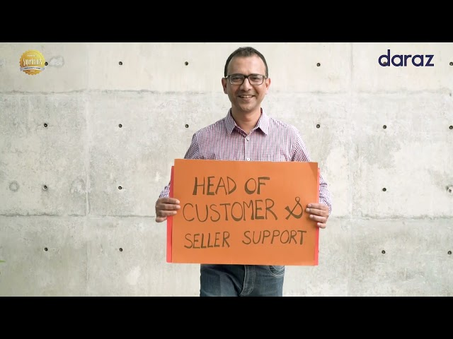 Daraz Bangladesh Customer service & Seller Support is now Delight Squad