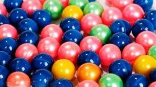 шарики для пейнтбола , делают так !!!