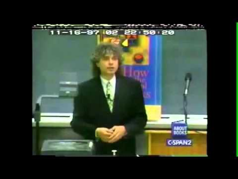 Steven Pinker education and evolutionary psyc