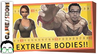 Repeat youtube video Why Are Videogame Bodies So Extreme? | Game/Show | PBS Digital Studios