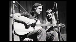 James Taylor & Joni Mitchell  - You Can Close Your Eyes