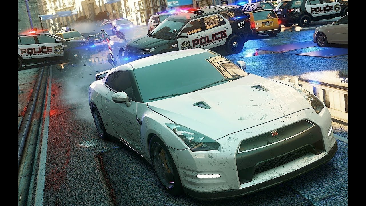 Need For Speed Most Wanted 2012 Nissan Gt R Egoist Youtube