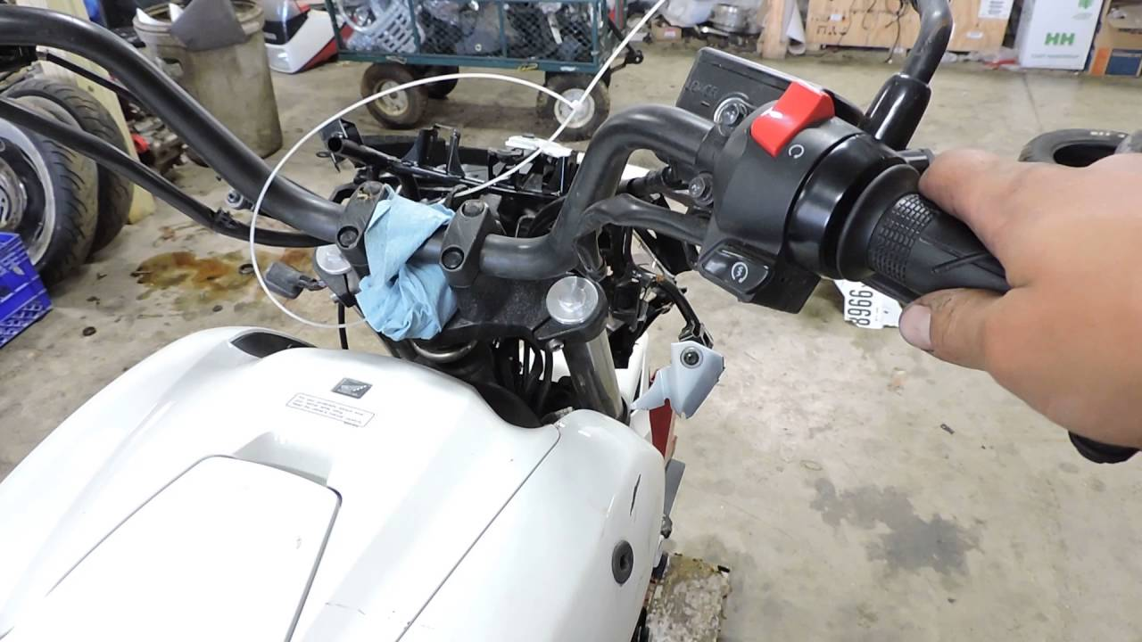 2014 honda ctx 700 used motorcycle parts for sale