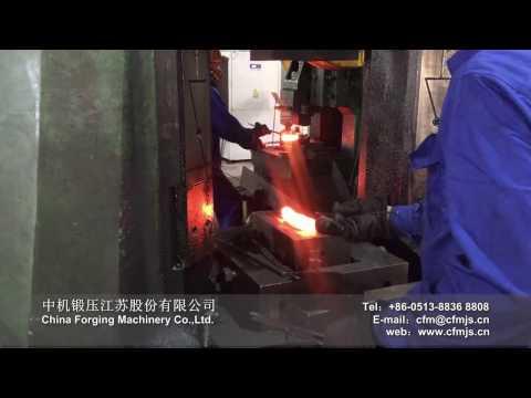C88K-25KJ CNC Forging Hammer to forge tupe tools