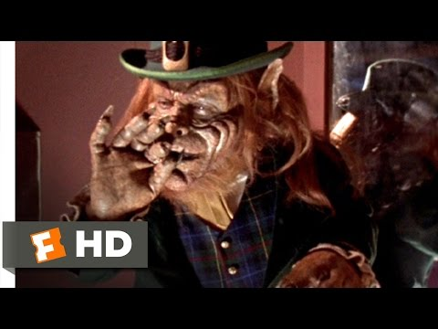Leprechaun in the Hood 28 Movie CLIP  A Friend With Weed 2000 HD