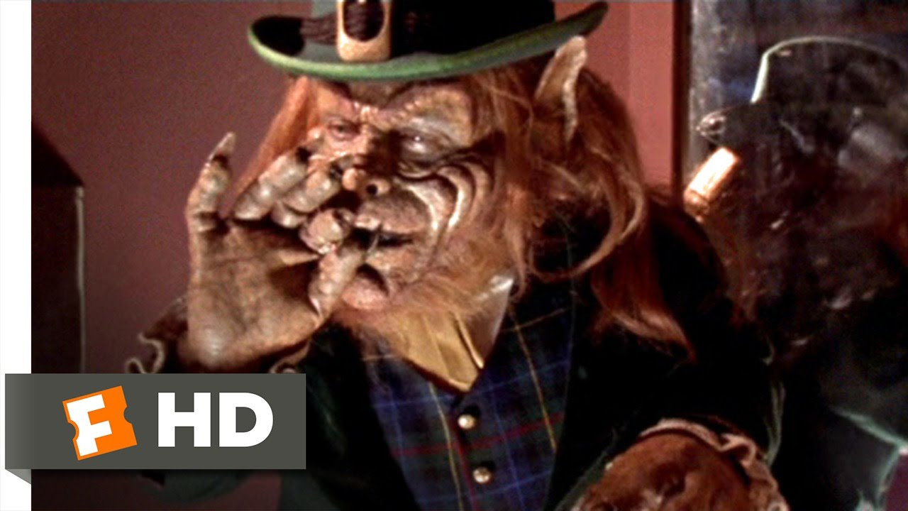 Leprechaun In The Hood 2 8 Movie Clip A Friend With Weed 2000 Hd Youtube