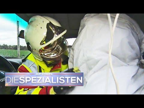 Mit Handgranaten im Auto gefangen! | Die Spezialisten | SAT.1
