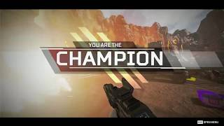 You are the Apex Champions - Theme song win Apex Legends
