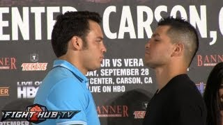 Julio Cesar Chavez Jr - New York City Press Conference Remarks