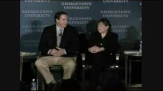 Panel 3 (Video 3 of 10) - 2009 Georgetown Global Forum