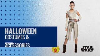 Star Wars Women Halloween Costumes & Accessories [2018]: Star Wars The Force Awakens Adult Costume,