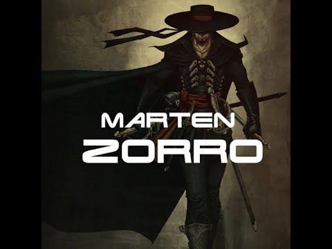 Marten vs. Jayden Parx & ZAXX - Zorro vs. Blingual (Ivan Armilis Bootleg) [Nevillex Mashup]