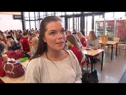 Lite fravær blant russen i Kristiansand
