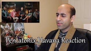 "Pentatonix Reaction Video: ""Havana"" Music Video"