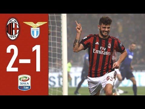 Rock Solid Win at San Siro: AC Milan 2-1 Lazio